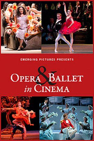 Bolshoi Ballet Live - The Flames of Paris