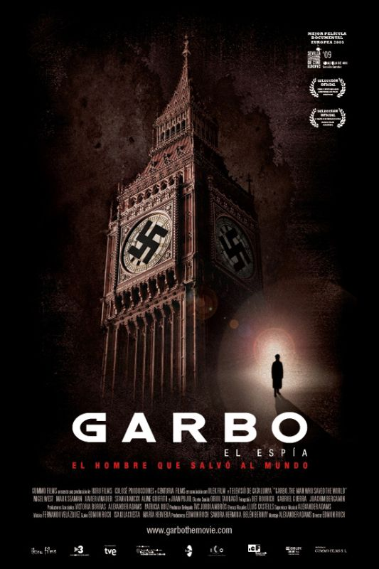 Garbo: The Man Who Saved the World