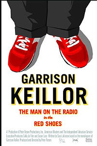 Garrison Keillor: The Man On the Radio in the Red Tennis Shoes