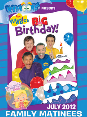 The Wiggles: Big Birthday!