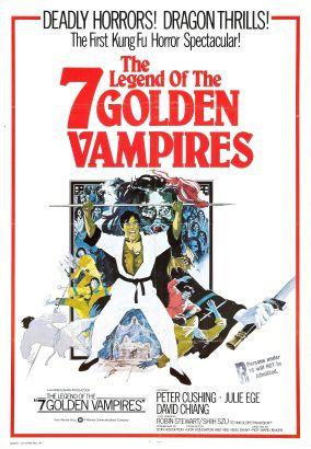 Legend of the Seven Golden Vampires