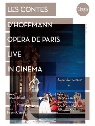 Opera National de Paris: Les Contes d'Hoffmann