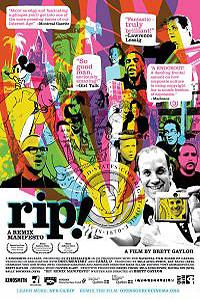 RiP! A Remix Manifesto