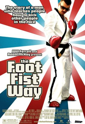 The foot fist way klaxxon