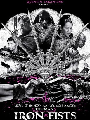 The Man With the Iron Fists (2012)