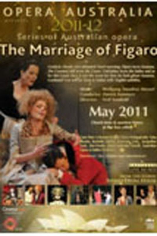 The Marriage of Figaro from the Syndey Opera House