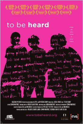 To Be Heard (2010)