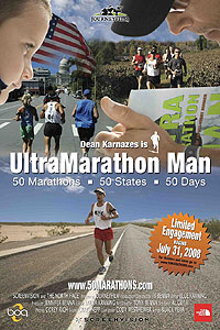 UltraMarathon Man: 50 Marathons, 50 States, 50 Days