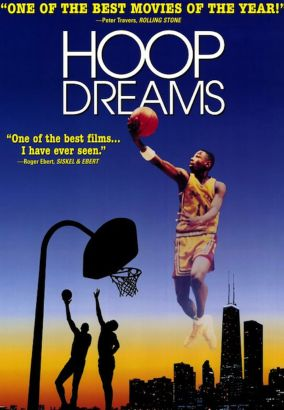 hoop dreams criterion essay Hoop dreams essaysthe way out of the ghettos hoop dreams the movie hoop dreams deals with the lives of two boys who are trying to acquire the american dream through their skills in basketball this documentary depicts the struggle of these african american children born int.