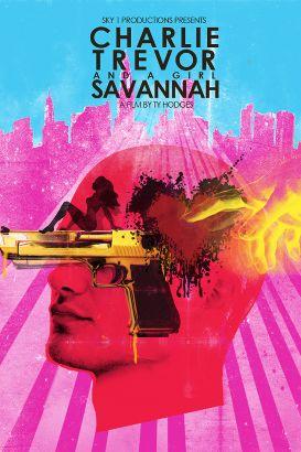 Charlie, Trevor and a Girl Savannah