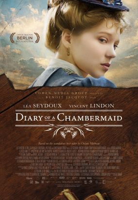 Diary of a chambermaid 2015 beno t jacquot synopsis for Chambre 13 film marocain trailer
