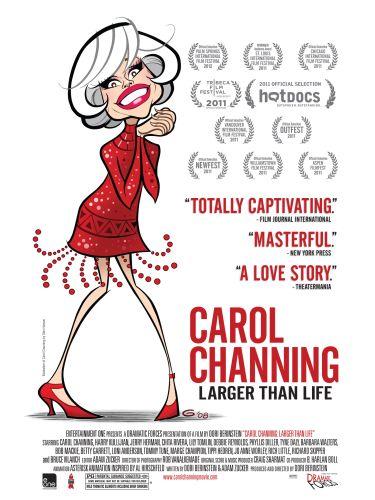 Carol Channing: Larger Than Life