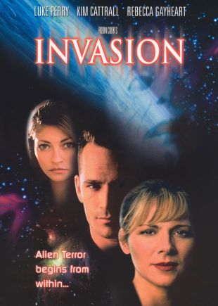 Robin Cook's 'Invasion'
