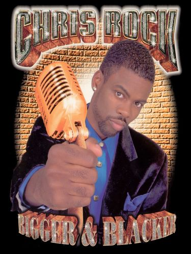 Chris Rock: Bigger & Blacker