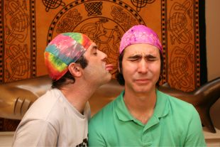 Kenny vs. Spenny : Who Can Handle More Torture?
