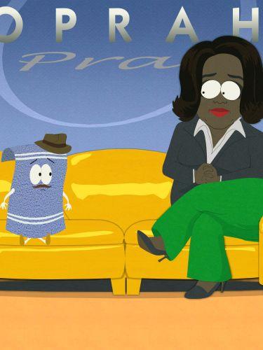 South Park : A Million Little Fibers