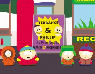 South Park : Terrance and Phillip: Behind the Blow