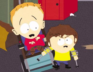 South Park: Cripple Fight