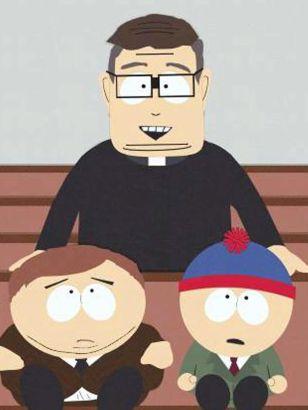 South Park: Red Hot Catholic Love