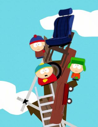 South Park: A Ladder to Heaven