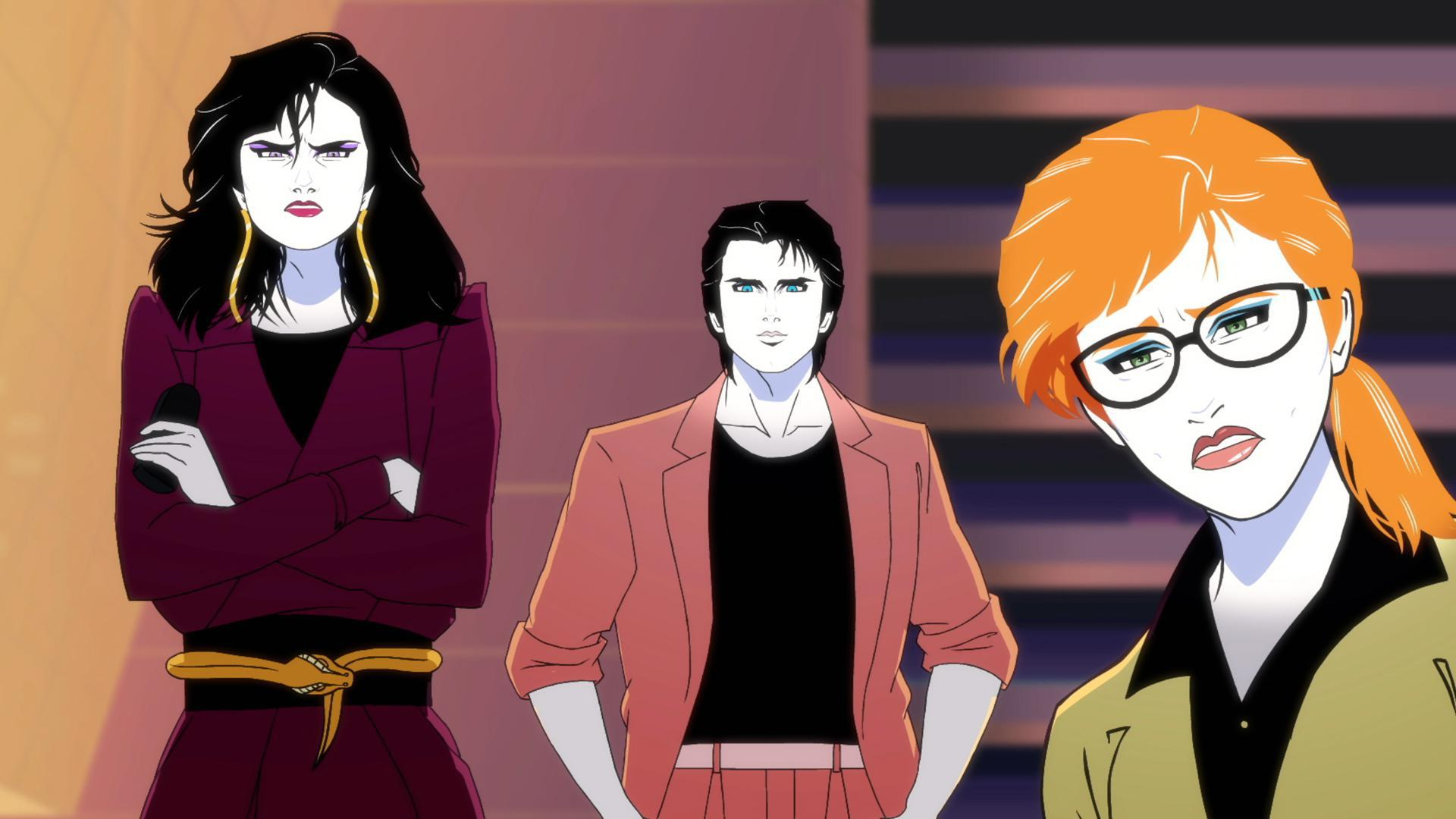 Moonbeam City: Lasers and Liars