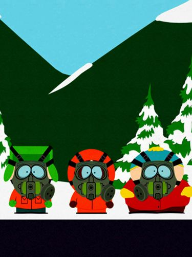 South Park : Osama bin Laden Has Farty Pants