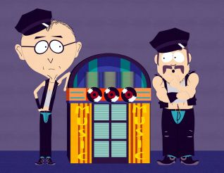 South Park: South Park Is Gay