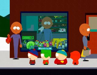 South Park: Goobacks