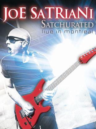 Joe Satriani: Satchurated