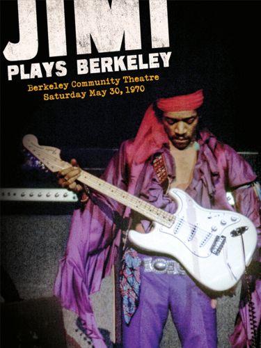 Jimi Hendrix Plays Berkeley