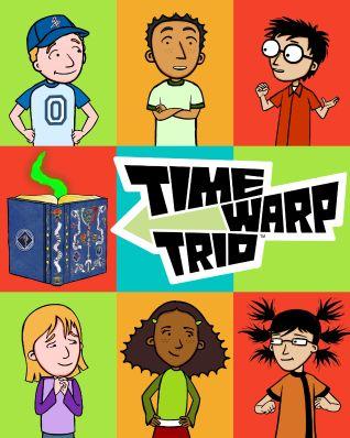 Time Warp Trio [Animated TV Series]