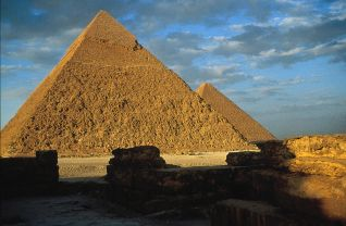Pyramids, Mummies and Tombs [TV Series]