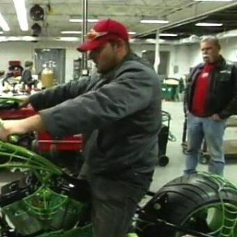 American Chopper : Junior's Dream Bike 2