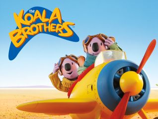 The Koala Brothers [Animated TV Series]