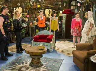Wizards of Waverly Place [TV Series]