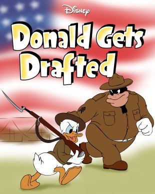 Donald Gets Drafted