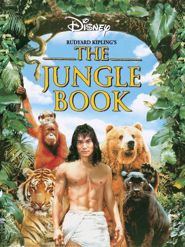 jungle book 1994 cast