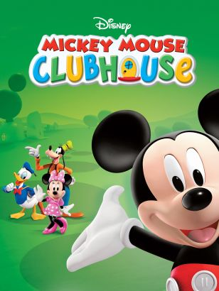 The Mickey Mouse Club [TV Series]