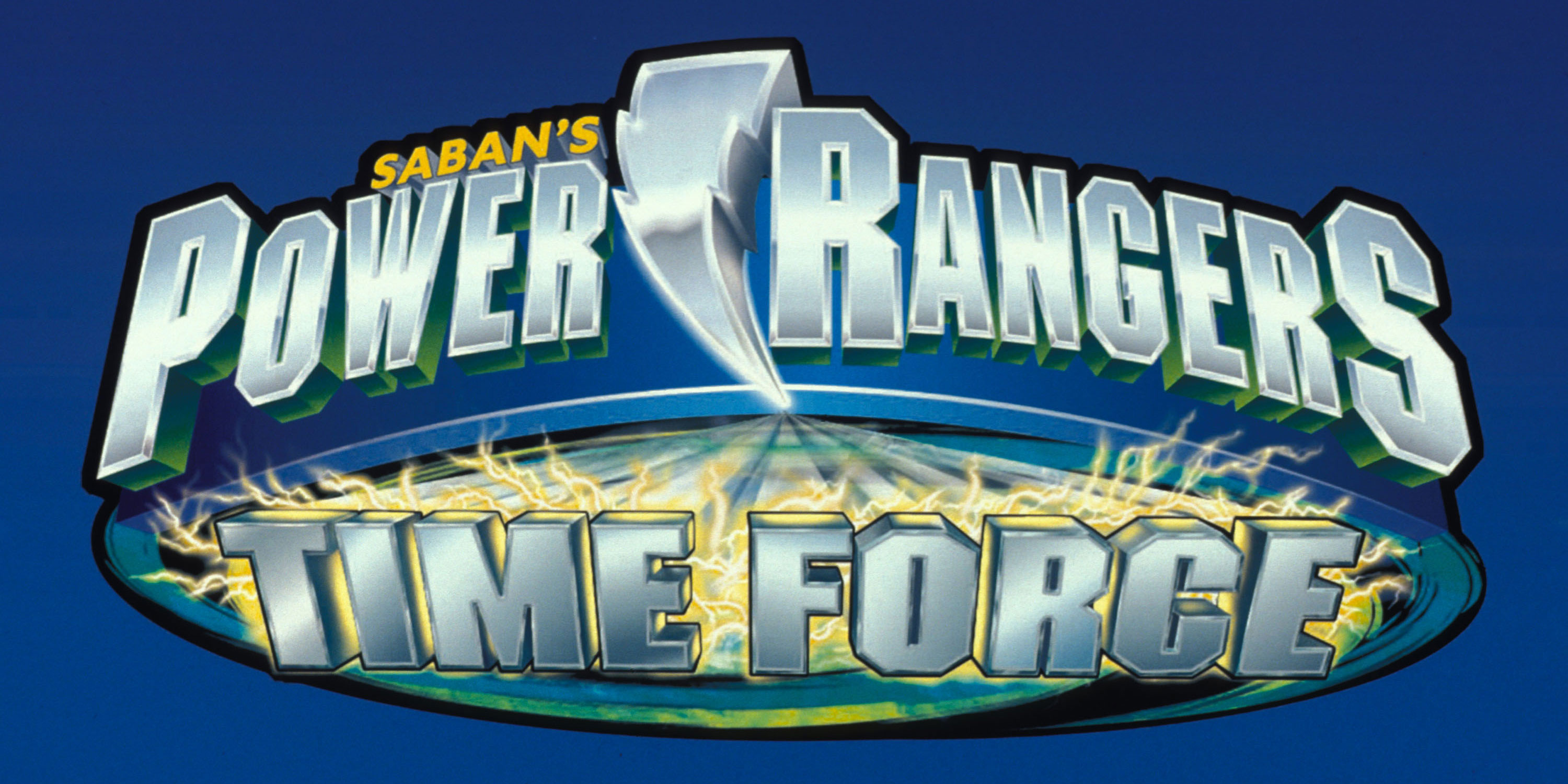 Power Rangers Time Force [TV Series]