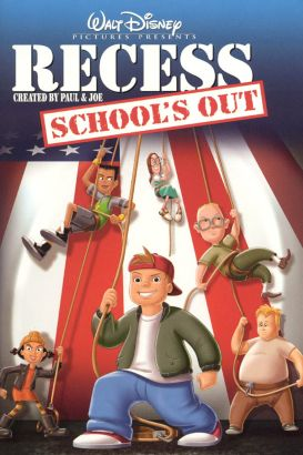 Recess the Movie: School's Out