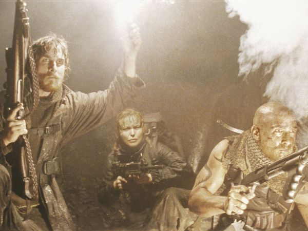 Reign of Fire Movie Review - Common Sense Media