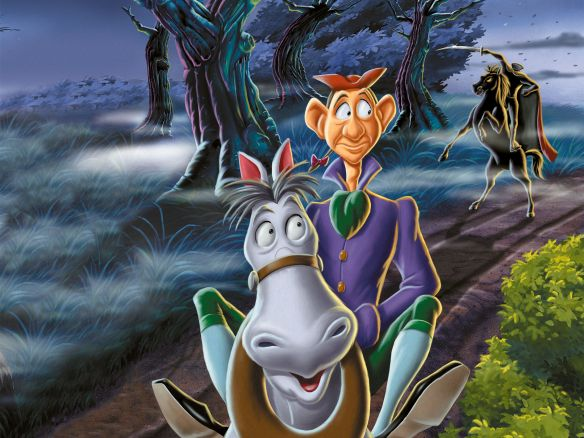 The Adventures Of Ichabod And Mr Toad 1949 James