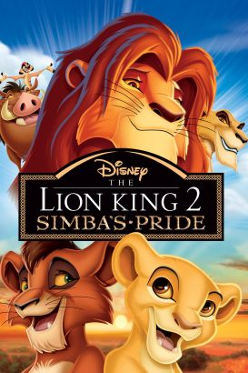 Lion King II: Simba's Pride (1998)