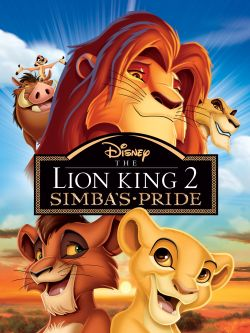 Lion King II: Simba's Pride