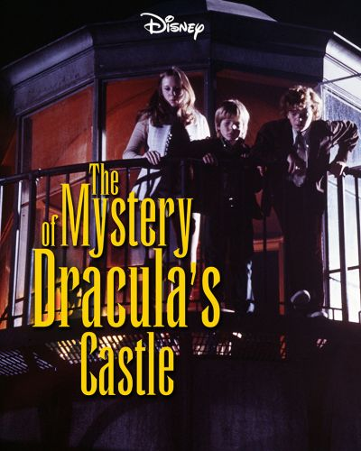 The Mystery in Dracula's Castle