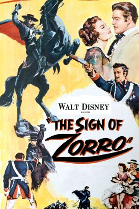 The Sign of Zorro (1960)