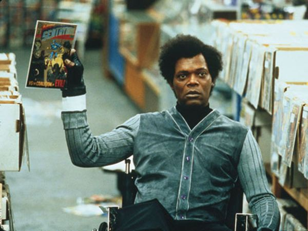 unbreakable 2000 m night shyamalan synopsis