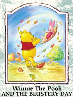 characteristics of winnie the pooh