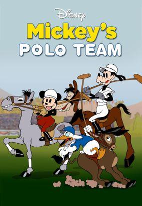 Mickey's Polo Team (1936) - David Hand  04eebccfc7be