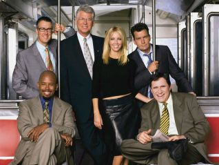 Spin City [TV Series]